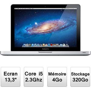 Achat PC Portable Apple MacBook Pro (MC700F/A) pas cher