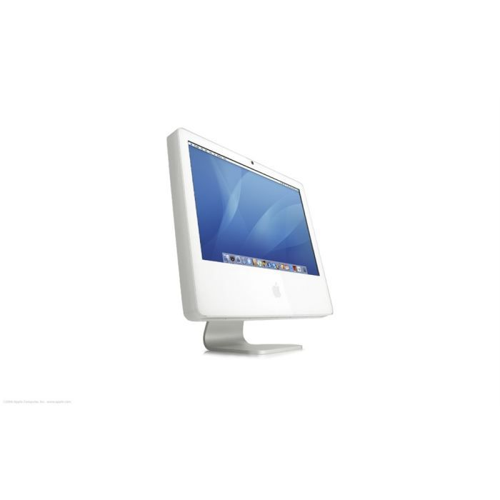 apple imac 17 pouces 2 0 ghz prix pas cher cdiscount. Black Bedroom Furniture Sets. Home Design Ideas