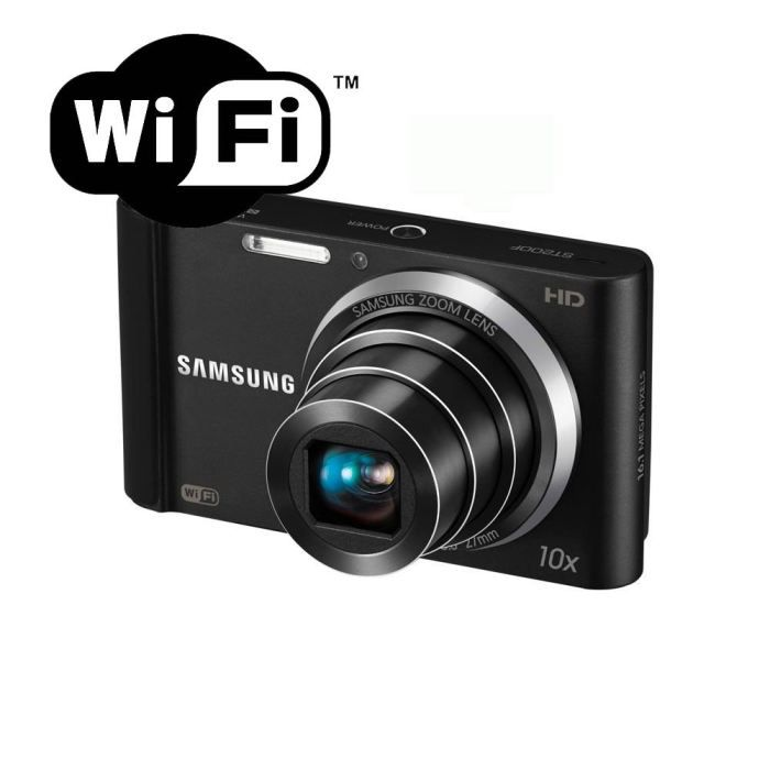 appareil photo wifi