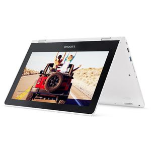 ORDINATEUR 2 EN 1 LENOVO PC Portable Convertible tactile YOGA 300 11