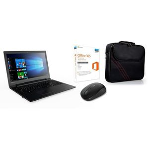 "ORDINATEUR PORTABLE Ordinateur Portable LENOVO 15,6"" HD - Core i3-6006"
