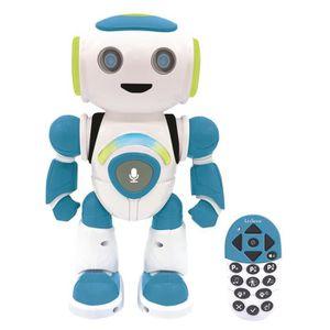 ROBOT - ANIMAL ANIMÉ LEXIBOOK - POWERMAN® Junior - Robot Éducatif Inter
