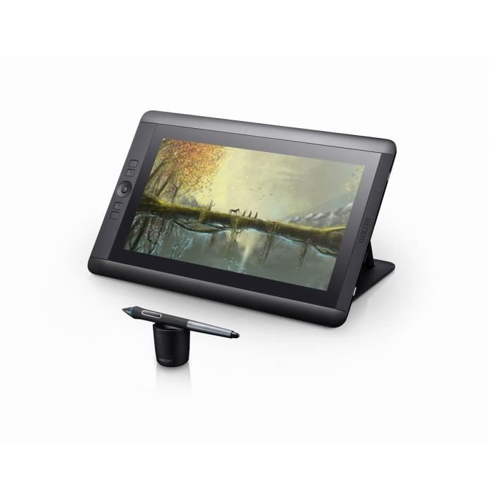 wacom tablette graphique cintiq 13hd touch mac win prix. Black Bedroom Furniture Sets. Home Design Ideas