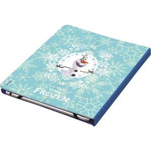 CONSOLE ÉDUCATIVE LEXIBOOK - Pochette folio universelle Disney Froze