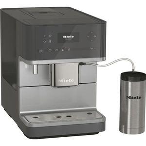 MACHINE À CAFÉ MIELE CM6350GR Machine expresso automatique avec b