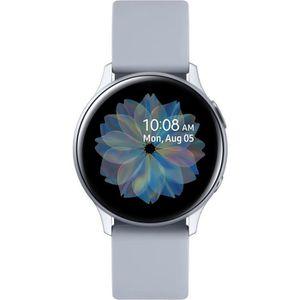 MONTRE CONNECTÉE Samsung Galaxy Watch Active 2 40mm Aluminium, Gris