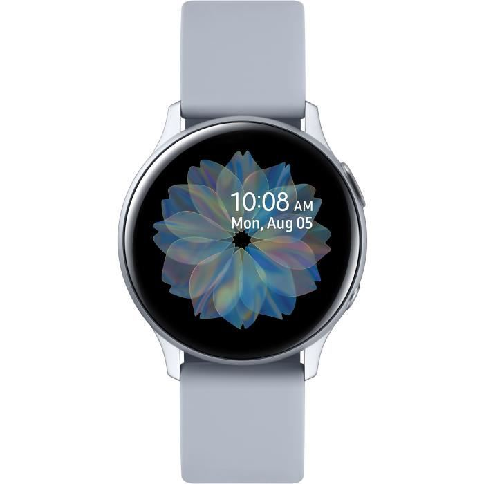 Photo de samsung-galaxy-watch-active-2-40mm-aluminium-gris