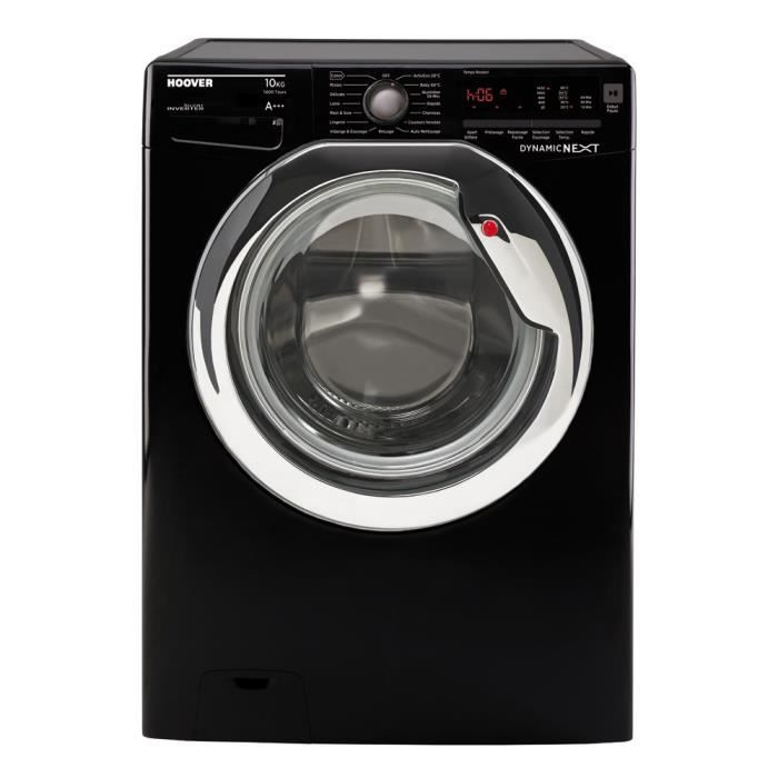 hoover dxc410hb lave linge frontal 10 kg 1400 tours a moteur induction achat. Black Bedroom Furniture Sets. Home Design Ideas
