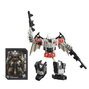 FIGURINE - PERSONNAGE TRANSFORMERS Generation Deluxe Inferno 15cm