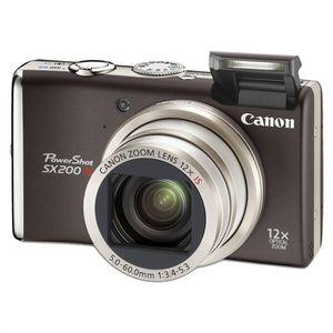 APPAREIL PHOTO COMPACT CANON Powershot SX 200 IS