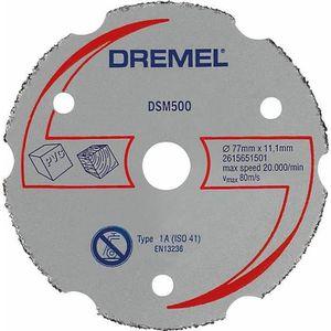ACCESSOIRE MACHINE DREMEL Disque multi-usage DSM500 pour DSM20