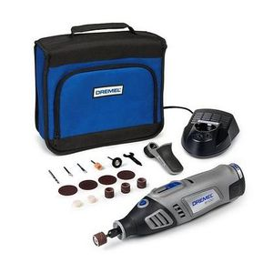 OUTIL MULTIFONCTIONS DREMEL Mini outil 8100 Li-ion + 15 accessoires