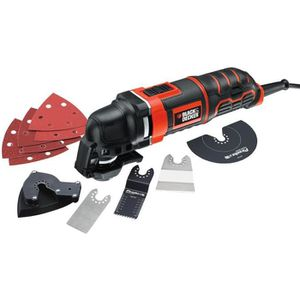 OUTIL MULTIFONCTIONS BLACK & DECKER Outil multifonctions MT300KA 300W