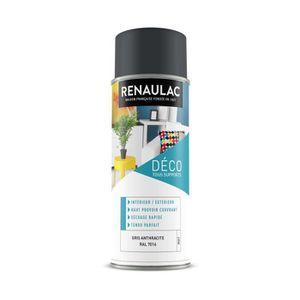 PEINTURE - VERNIS RENAULAC Peinture aérosol déco multi-supports - 0,