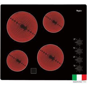 PLAQUE VITROCÉRAMIQUE  WHIRLPOOL AKM9010NE Table de cuisson vitrocéramiqu