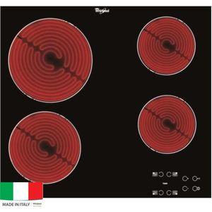 PLAQUE VITROCÉRAMIQUE  WHIRLPOOL AKT8090NE Plaque de cuisson Vitrocéramiq