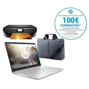ORDINATEUR PORTABLE HP PC Portable 15-dw0080nf - 15.6