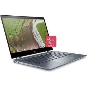ORDINATEUR PORTABLE HP PC Portable Chromebook x360 14-da0000nf - 14