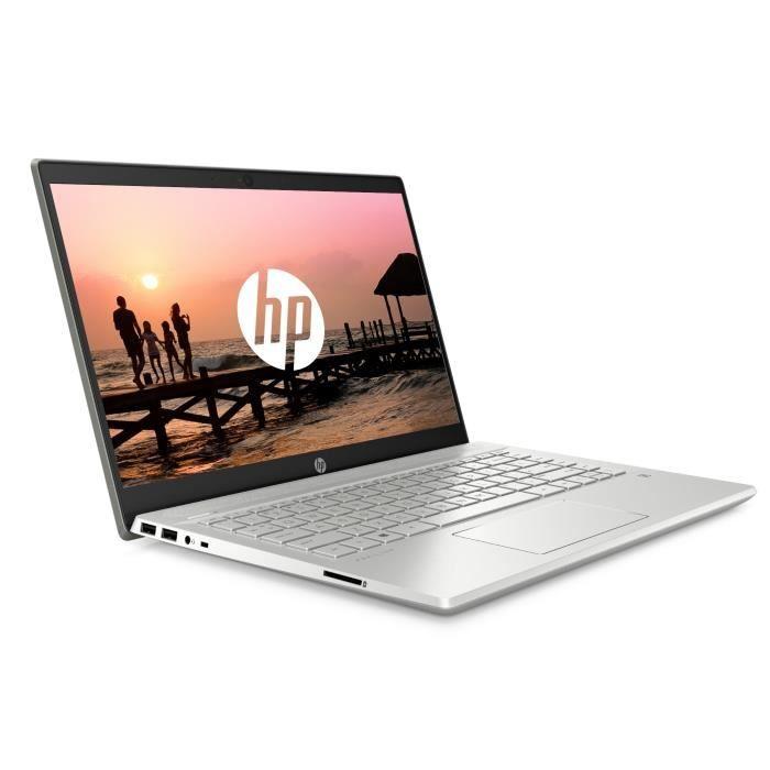 """ORDINATEUR PORTABLE HP PC Portable Pavilion 14-ce1020nf - 14"""" FHD IPS"""