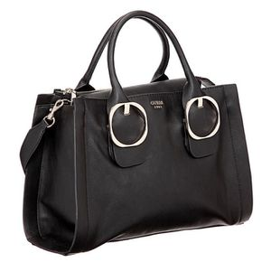 SAC À MAIN GUESS Sac à Main MOONEY HWVG6784070 Noir Femme ... 613e3c77bb9
