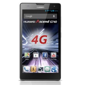 HUAWEI ASCEND G740 Gris Fonce 4G
