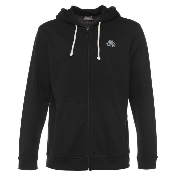SWEAT-SHIRT DE SPORT KAPPA Sweat zippé à Capuche Homme