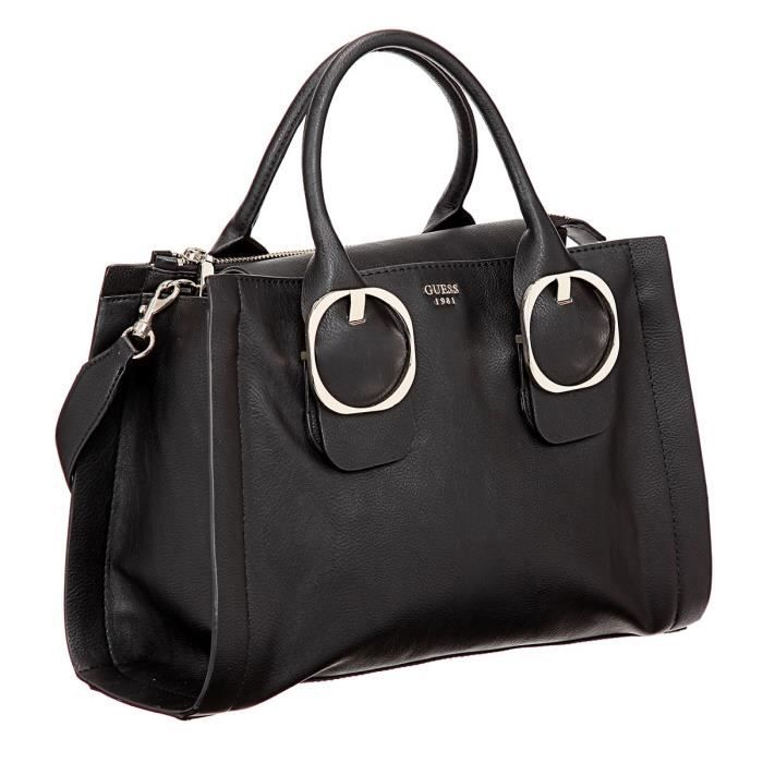 SAC À MAIN GUESS Sac à Main MOONEY HWVG6784070 Noir Femme