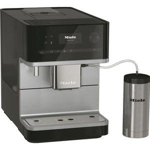 MACHINE À CAFÉ MIELE CM6350NR Machine expresso automatique avec b