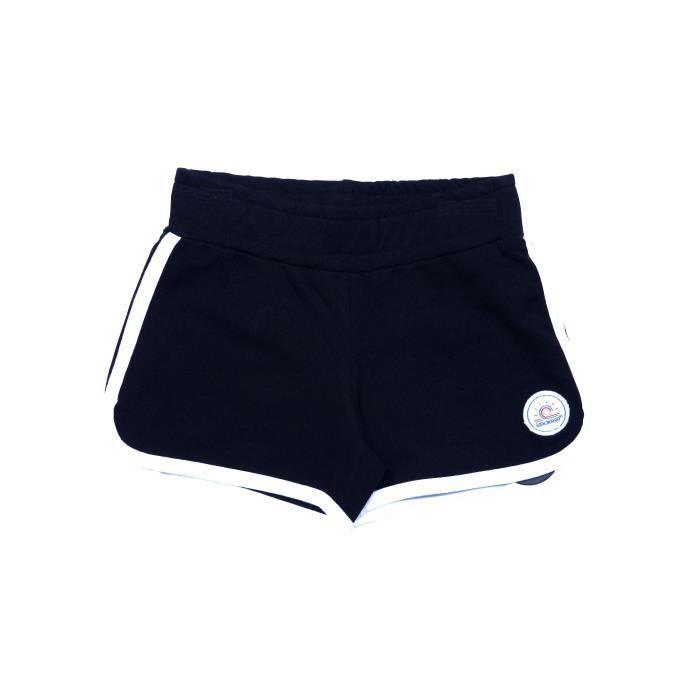 Short fille Noir - Achat / Vente Short fille