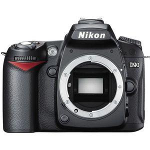 APPAREIL PHOTO RÉFLEX Nikon D90 Nu