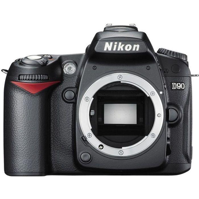 Nikon D90 Nu Cdiscount Appareil Photo