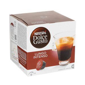 CAFÉ NESCAFE Dolce Gusto Lungo Intenso - 16 Capsules -