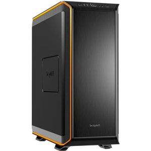 BOITIER PC  Be Quiet! Boîtier PC DARK BASE 900 Orange