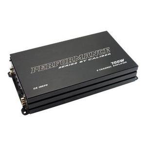 AMPLIFICATEUR AUTO CALIBER CA 160P2 Amplificateur Performance 2 Canau