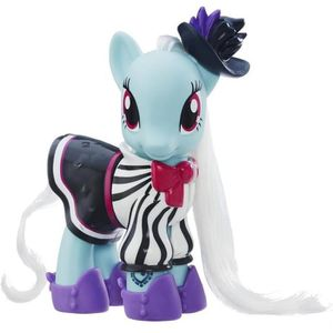 FIGURINE - PERSONNAGE MY LITTLE PONY -  Photo Finish Beauté Coiffures -