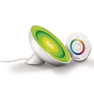 LAMPE A POSER PHILIPS Lampe d'ambiance Living Colors 8 W