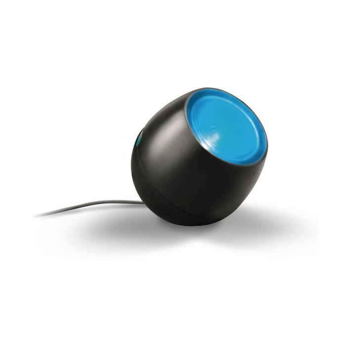 LAMPE A POSER PHILIPS LivingColors Led Micro Noir  64 couleurs