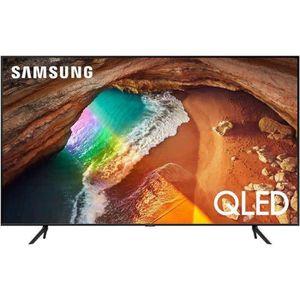 Téléviseur LED Samsung QE50Q6 - TV QLED UHD 4K - 50'' (125cm) - S