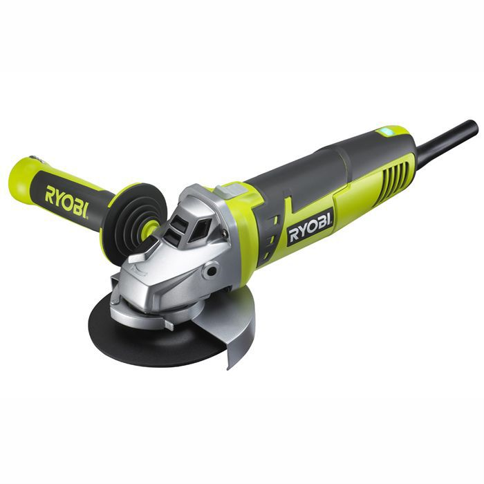 Ryobi meuleuse d 39 angle 125mm eag950rb 950w achat vente meuleuse cdiscount - Meuleuse d angle ...