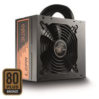 ALIMENTATION INTERNE LEPA 650W  80+ Bronze