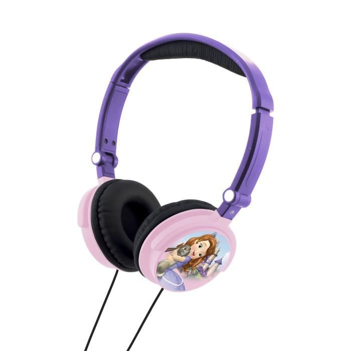 princesse sofia casque audio enfant lexibook achat vente casque audio enfant cdiscount. Black Bedroom Furniture Sets. Home Design Ideas
