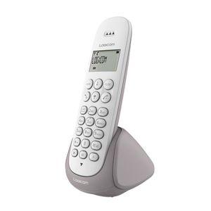Téléphone fixe Logicom Aura 150 Solo Téléphone Sans Fil Sans Répo