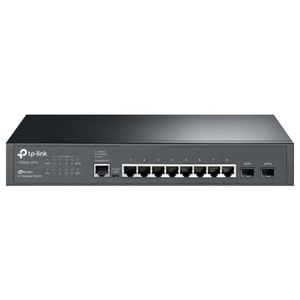 SWITCH - HUB ETHERNET  TP-LINK Switch administrable de niveau 2 T2500G-10