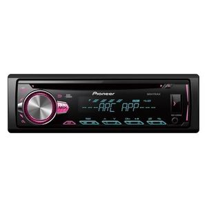 AUTORADIO PIONEER Autoradio CD DEH-S2000UI 4 x 50 W USB iPod