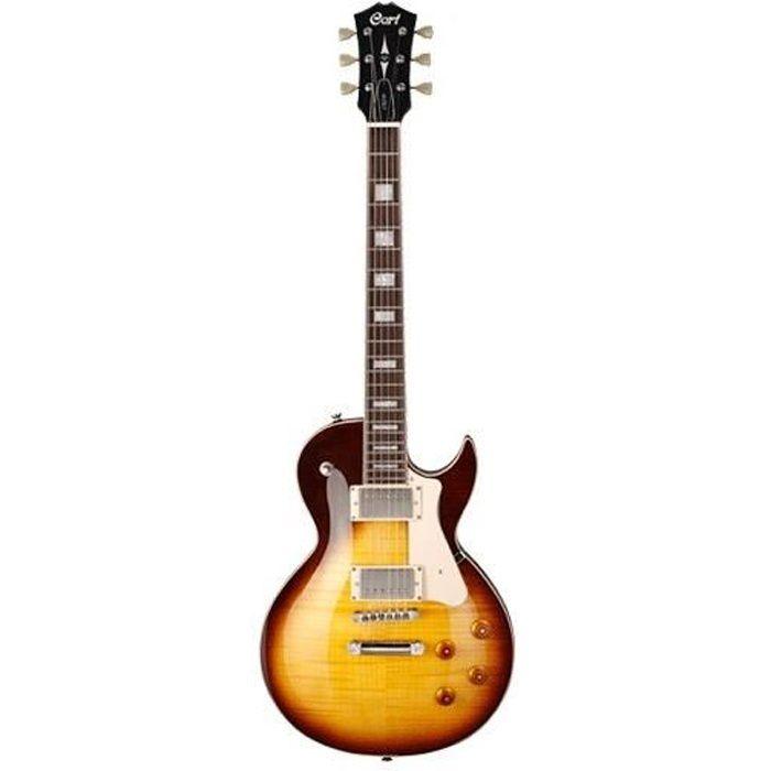 CORT CR250 Guitare Electrique Vintage Burst