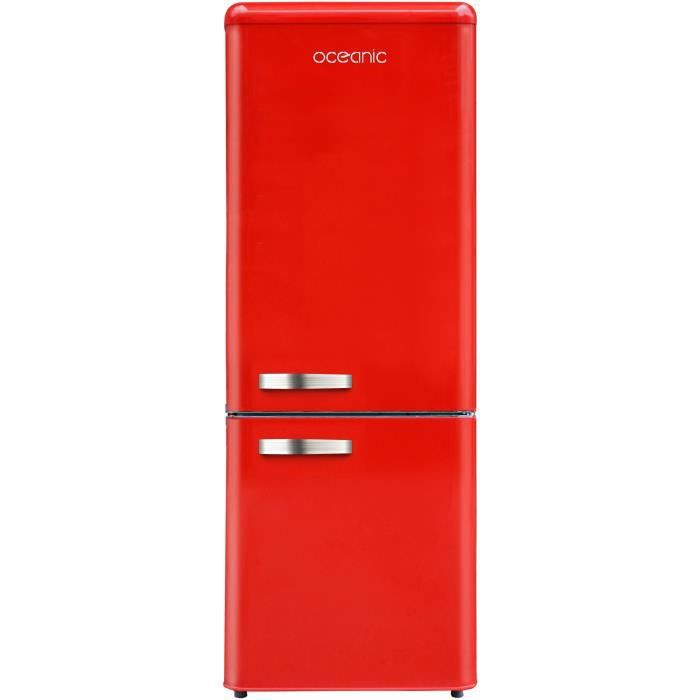 refrigerateur couleur rouge achat vente refrigerateur. Black Bedroom Furniture Sets. Home Design Ideas