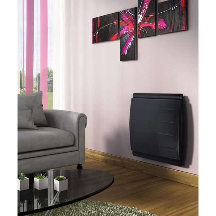 sauter radiateur horizontal inertie fonte bolero auto. Black Bedroom Furniture Sets. Home Design Ideas