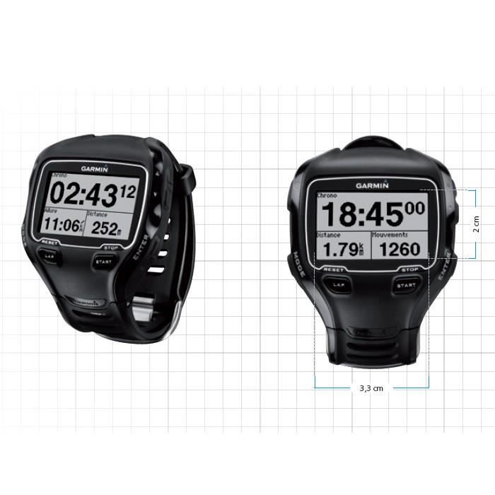 garmin forerunner 910xt montre gps multisports connect prix pas cher cdiscount. Black Bedroom Furniture Sets. Home Design Ideas