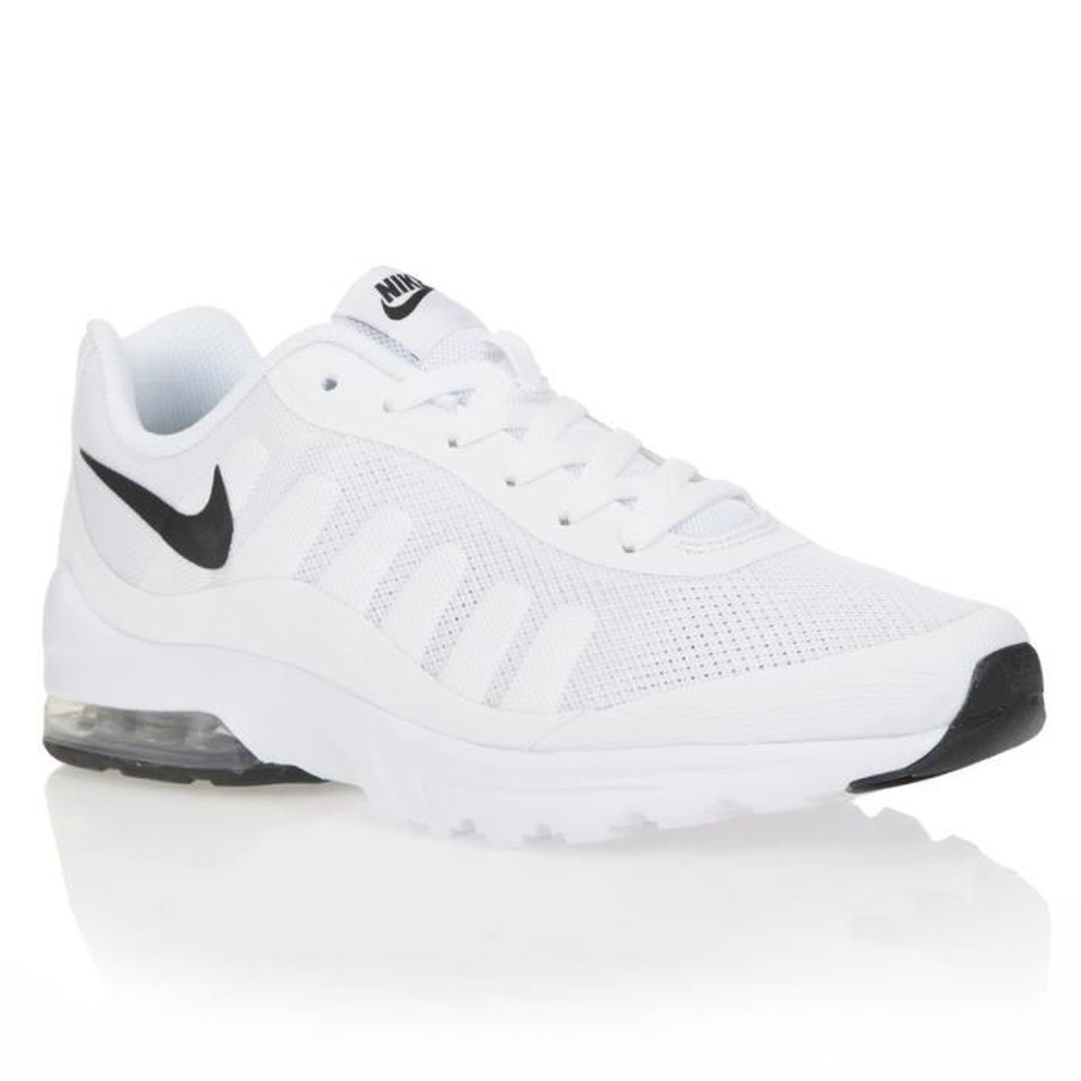 vast selection best sell best online NIKE Baskets Air Max Invigor - Homme - Blanc Blanc - Achat ...