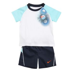 ensemble short nike garcon